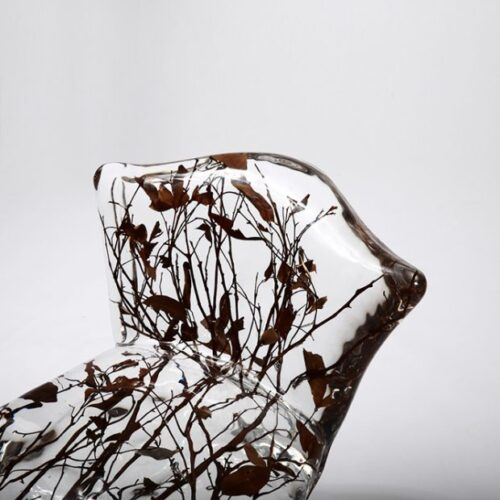 crytal decoration chair 1