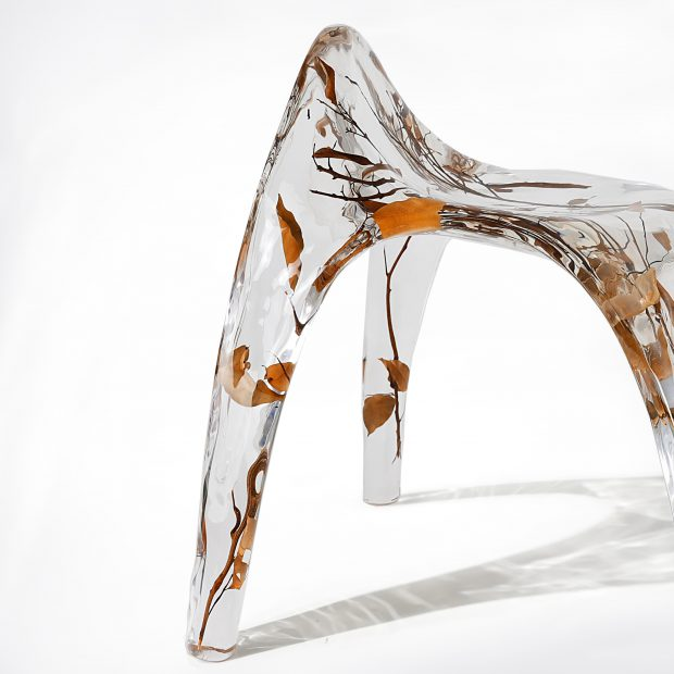 Crystal chair decoration 1