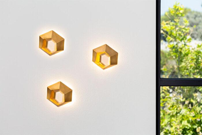 contemporary crystal lighting